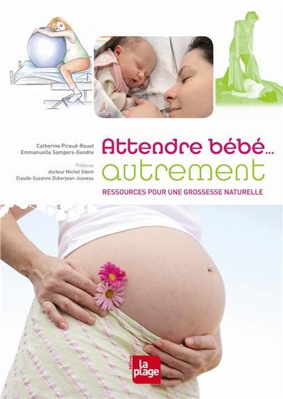 Attendre Bebe... Autrement ; Ressources Pour Une Grossesse Naturelle