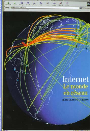 Internet Le Monde En Reseau(Le Monde En Reseau)