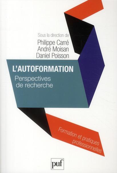 L'Autoformation ; Perspectives De Recherche