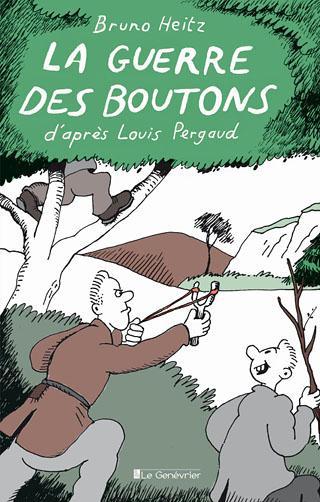 La guerre des boutons, d'après Louis Pergaud