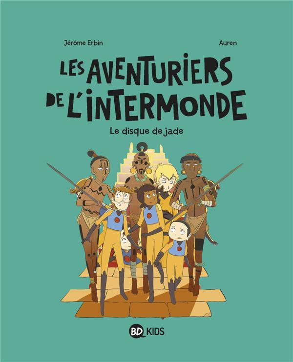 disque de jade (Le)   Erbin, Jérôme. Auteur