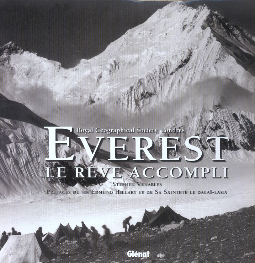 Everest ; Le Reve Accompli