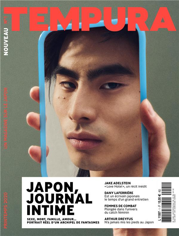 TEMPURA 1 : JAPON, JOURNAL INTIME