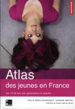 Couverture de Atlas des jeunes en France