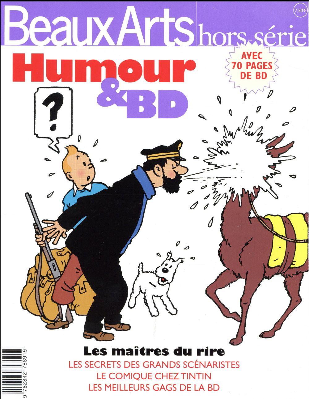 Humour Et Bande Dessinee ; Hors-Serie