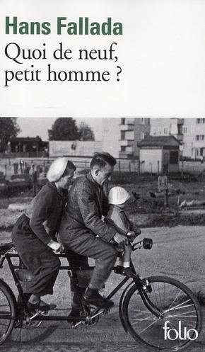 QUOI DE NEUF, PETIT HOMME ?