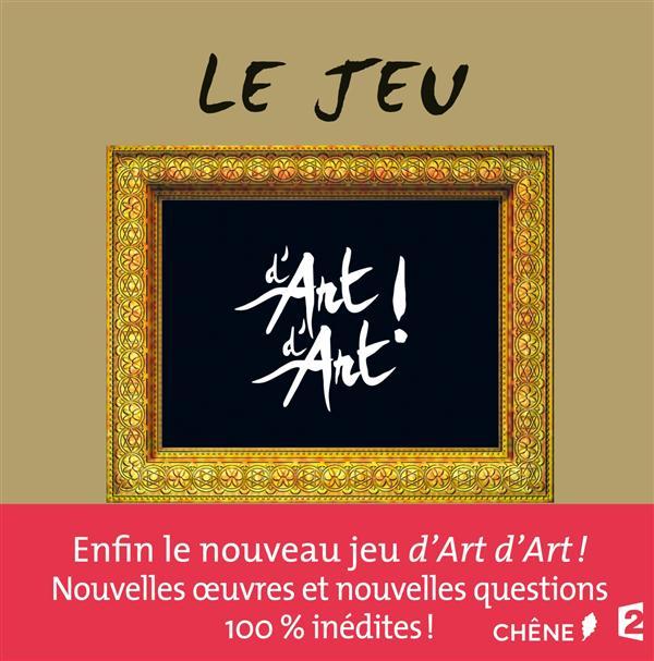 Le Jeu ; D'Art D'Art ; Coffret (Edition 2014)