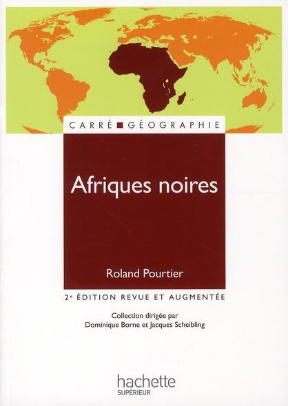 Afriques Noires (2e Edition)