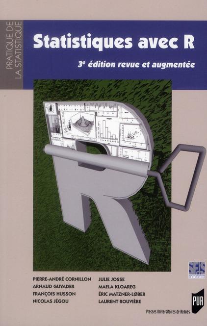 Statistiques Avec R (3e. Edition)