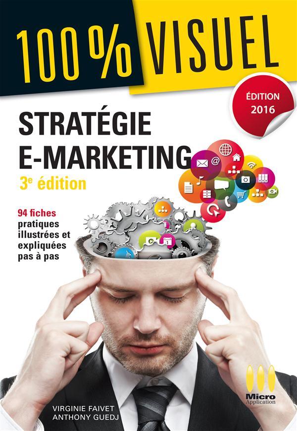Stratégie e-marketing | Faivet, Virginie