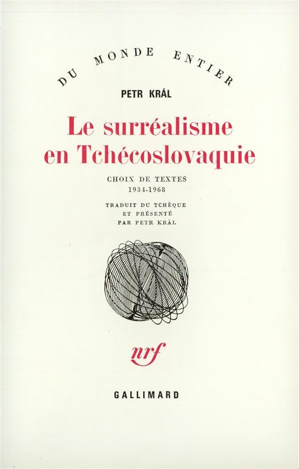 SURREALISME EN TCHECOSLOVAQUIE