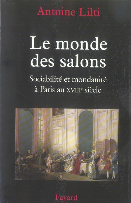 LE MONDE DES SALONS *
