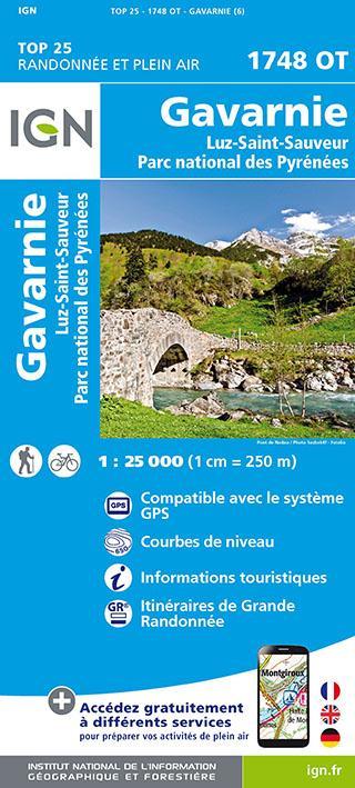 Gavarnie ; luz-st-sauveur ; parc national des pyrénées ; ot