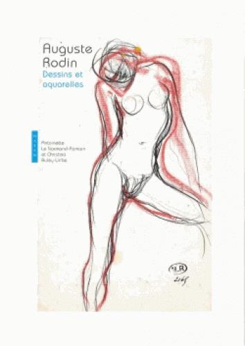 Rodin ; dessins et aquarelles