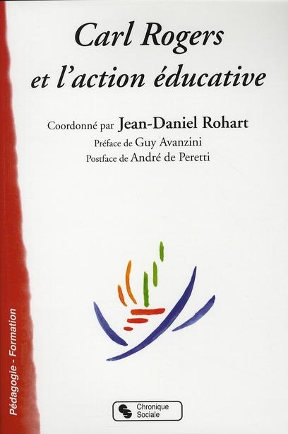 Carl Rogers Et L'Action Educative