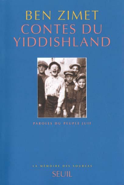 CONTES DU YIDDISHLAND