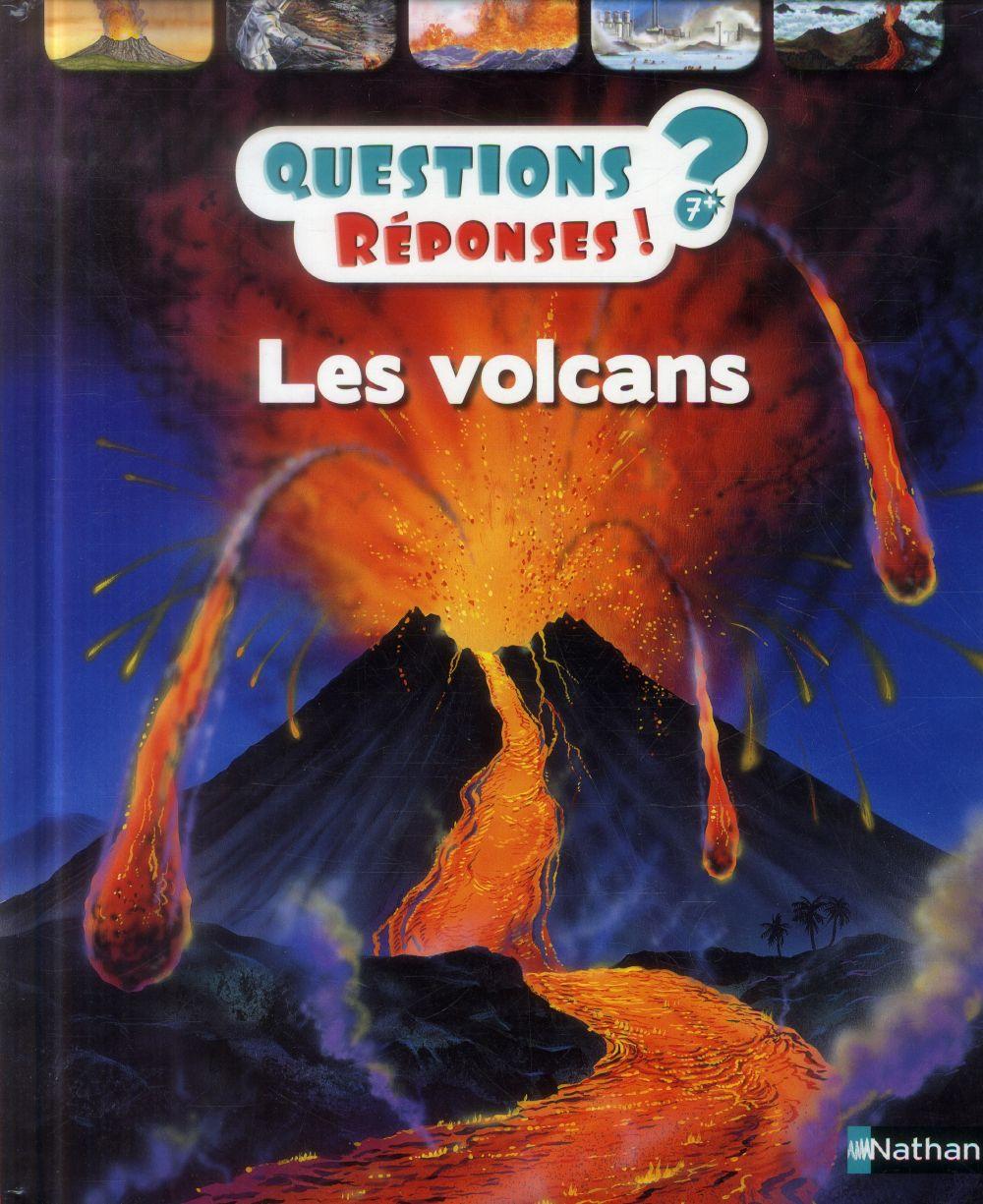 Questions reponses 7+ T.17 ; les volcans