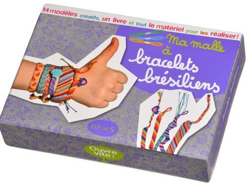 Ma Malle A; Bracelets Bresiliens ; Coffret