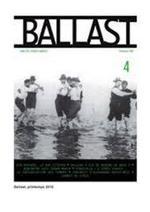 Couverture de Revue Ballast N4