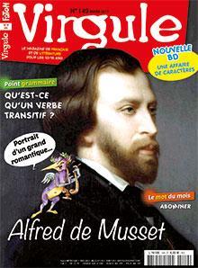 Virgule N 149 Alfred De Musset Mars 2017