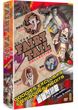 Fairy tail collection vol.10