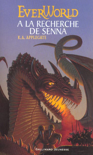 Everworld (A La Recherche De Senna) T1