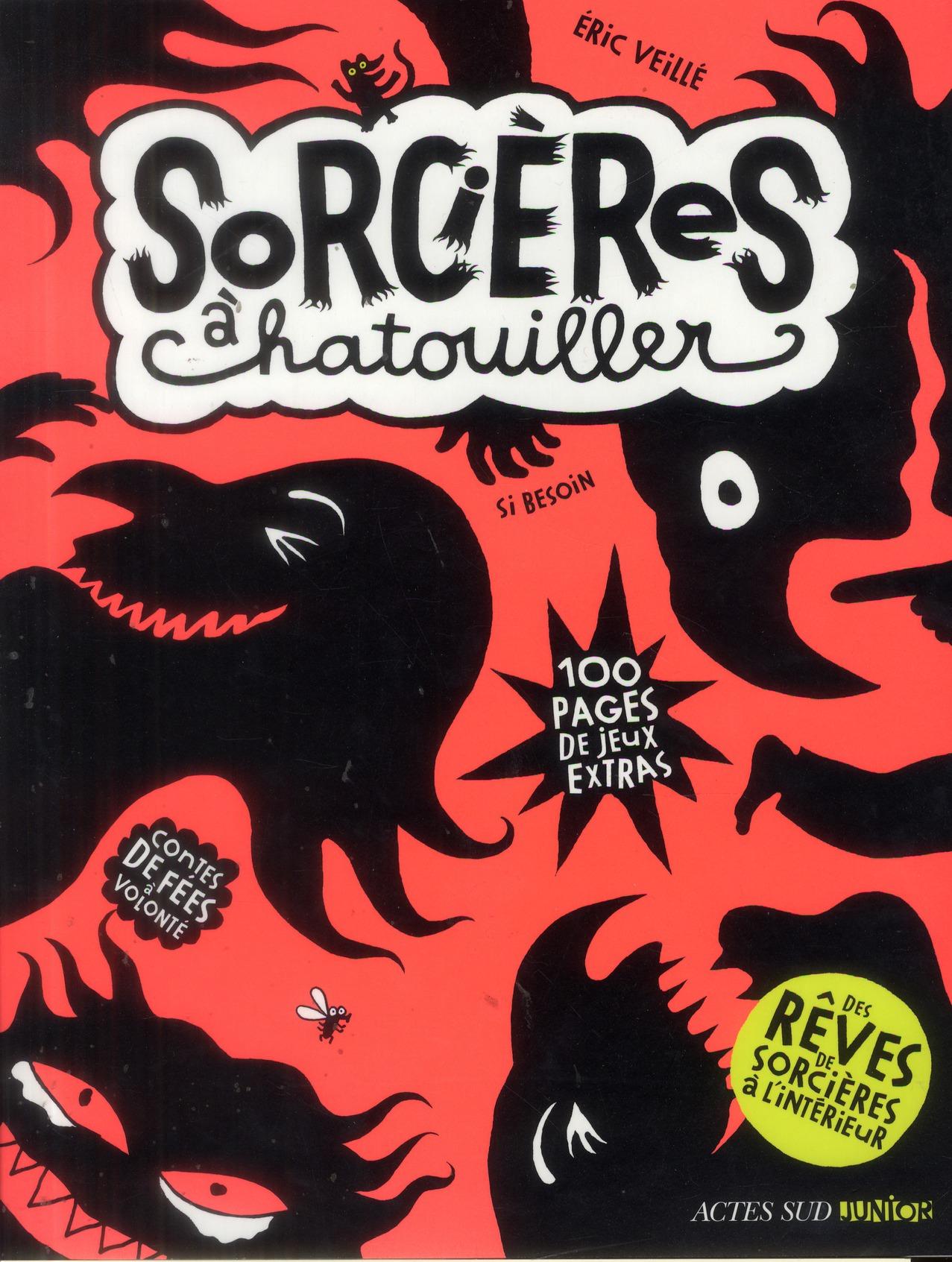 Sorcieres A Chatouiller