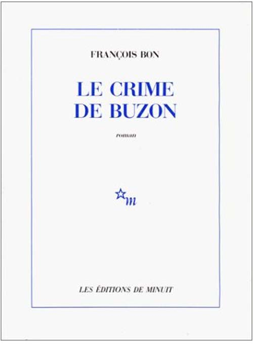 LE CRIME DE BUZON