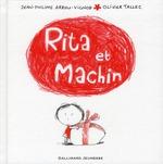 Couverture de Rita et Machin t.1