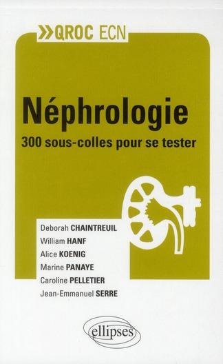 Qroc Ecn Nephrologie