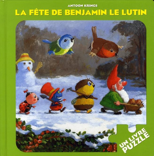 La Fete De Benjamin Le Lutin
