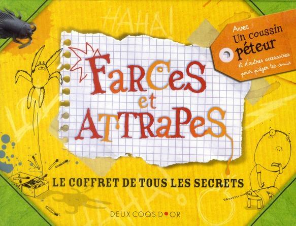 Farces Et Attrapes - Le Coffret De Tous Les Secrets