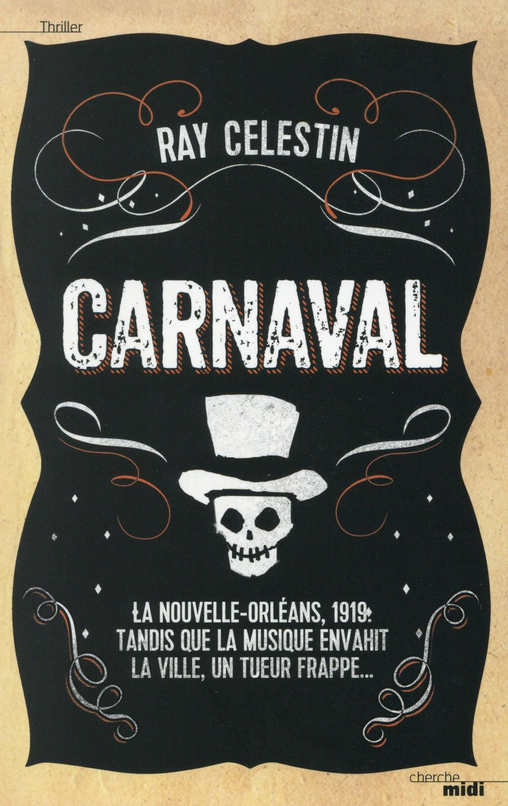 Carnaval | Celestin, Ray. Auteur
