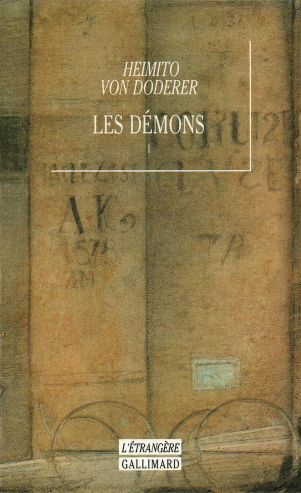 LES DEMONS T1