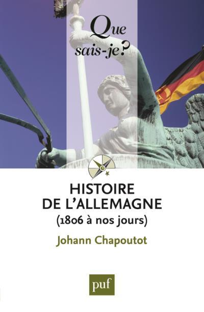 HISTOIRE DE L'ALLEMAGNE (1806 A NOS JOURS)