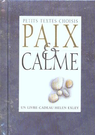 Paix Et Calme