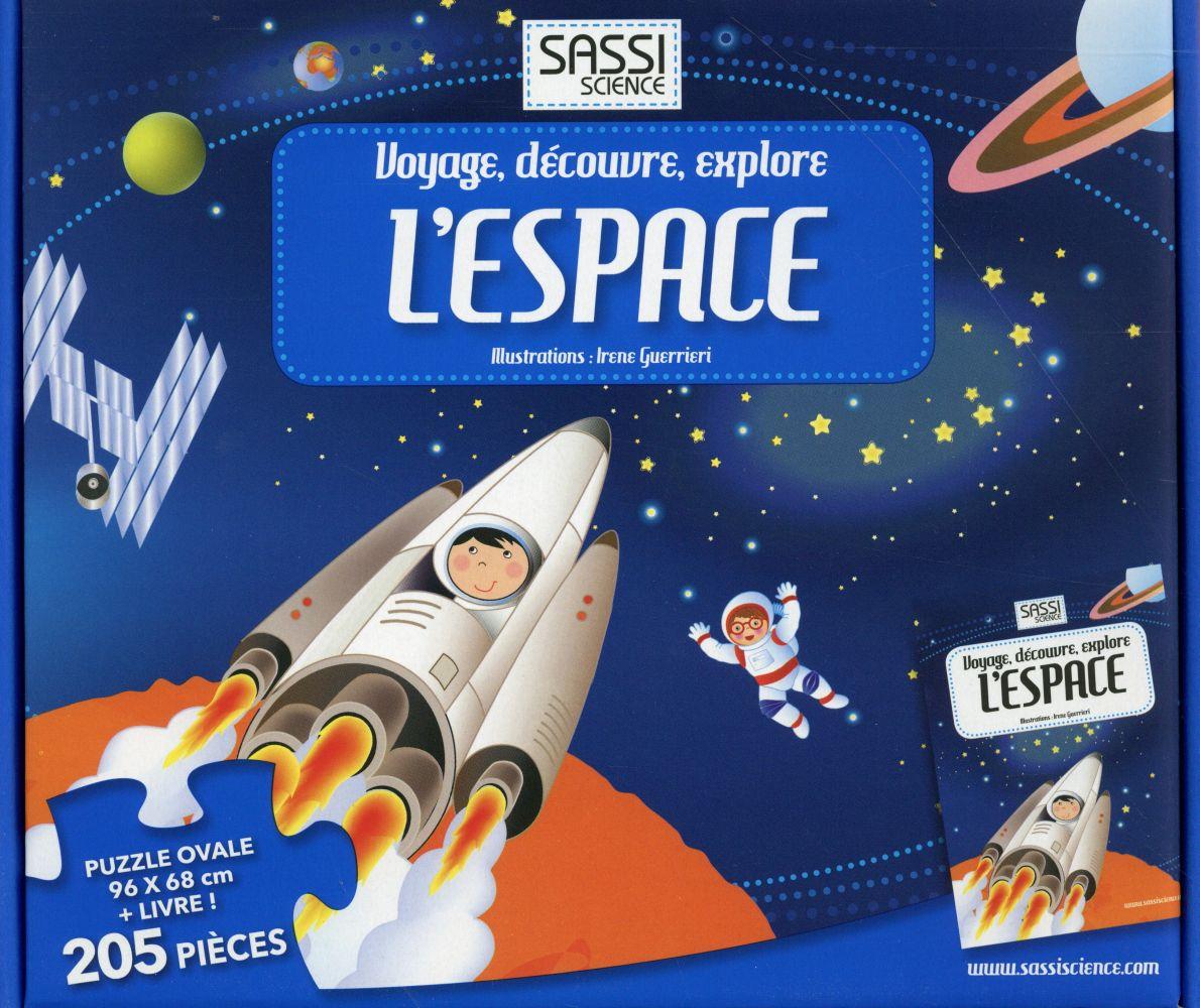 Voyage, Decouvre, Explore L'Espace