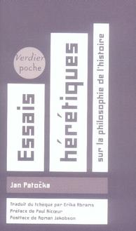 ESSAIS HERETIQUES SUR LA PHILOSOPHIE DE L'HISTOIRE