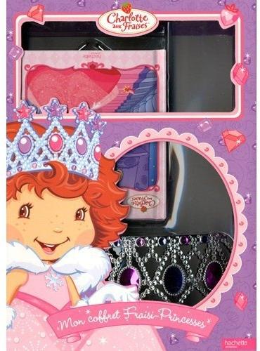 Mon Coffret Fraisi-Princesses ; Transforme-Toi En Princesse