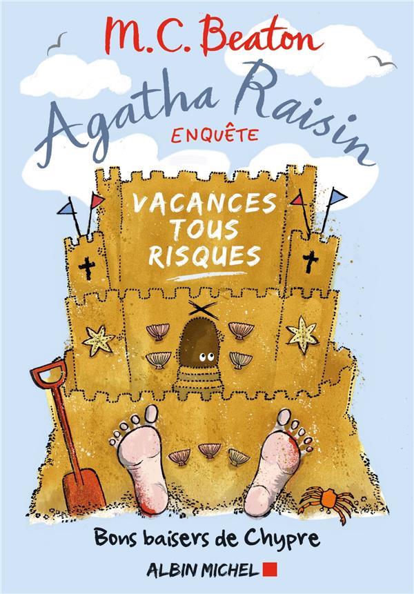 VACANCES TOUS RISQUES  (AGATHA RAISIN)