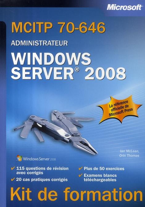 Administrateur Windows Server 2008
