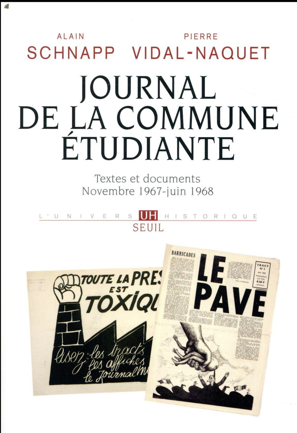 JOURNAL DE LA COMMUNE ETUDIANTE
