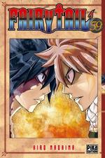 Fairy Tail [Bande dessinée] [Série] (t. 59) : Fairy Tail