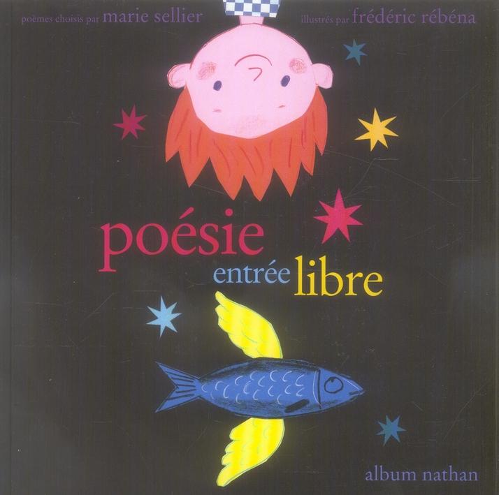 Poesie, entree libre