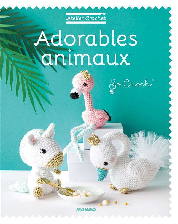 Adorables animaux | Clesse, Marie. Auteur