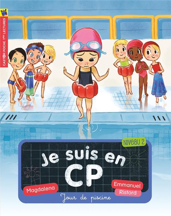 Jour de piscine / Magdalena, Emmanuel Ristord | Magdalena