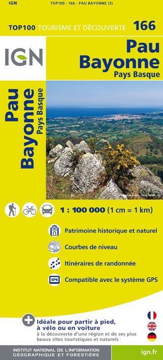 Pau, bayonne, pays basque