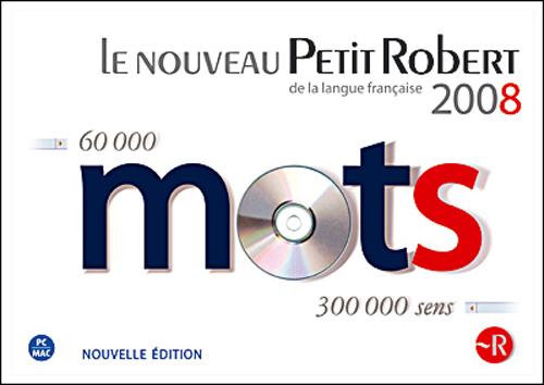 Le Petit Robert (Edition 2008)