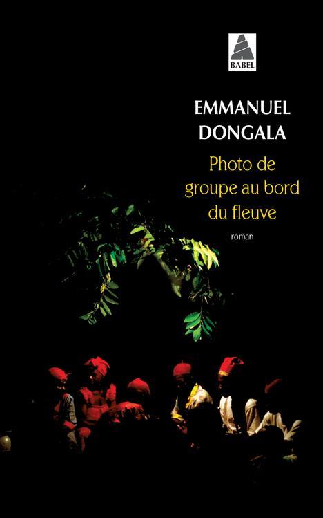 PHOTO DE GROUPE AU BORD DU FLEUVE               (CONGO)
