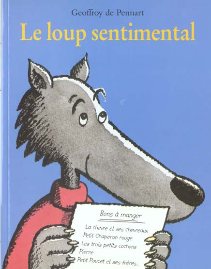 Le Loup Sentimental